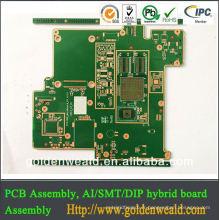 Porte-revues sans fil de carte PCB de production de Pcb / Pcba