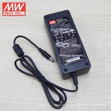 MEAN WELL GS90A24-P1M AC / DC Saída Única Adaptadores / Adaptadores de Desktop 90W Meanwell 24VDC Power Supply