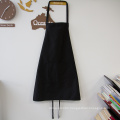 kefei  economy black promotion kitchen apron