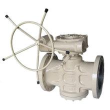 Equilibrio de presión invertido lubricado tapón válvula