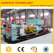 Continuous Aluminum Profiles Extrusion Machine