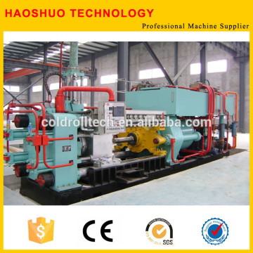 Continuous Aluminum Profiles Extrusion Machine