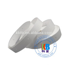 etiqueta do cair do cartão do rfid do estrangeiro h3 das etiquetas do vestuário para a impressão térmica