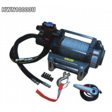 10000 lb Heavy Duty  Hydraulic  Winch