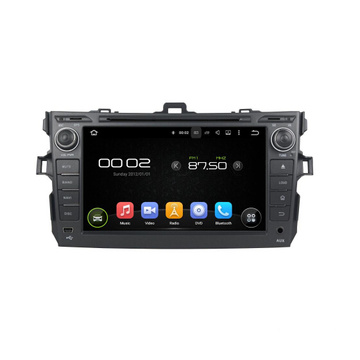 8 tums Android Toyota Corolla 2006-2011 GPS Radio