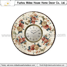 Retro Rose Wall Clocks Wholesale