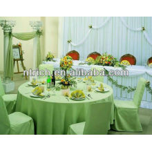 2013 best seller! Polyester/visa chair cover for wedding/banquet