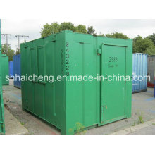 20ft Site Kantine / Mess Unit Container (shs-fp-kitchen & dining006)