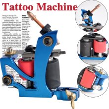 8 coils Tattoo machine new design