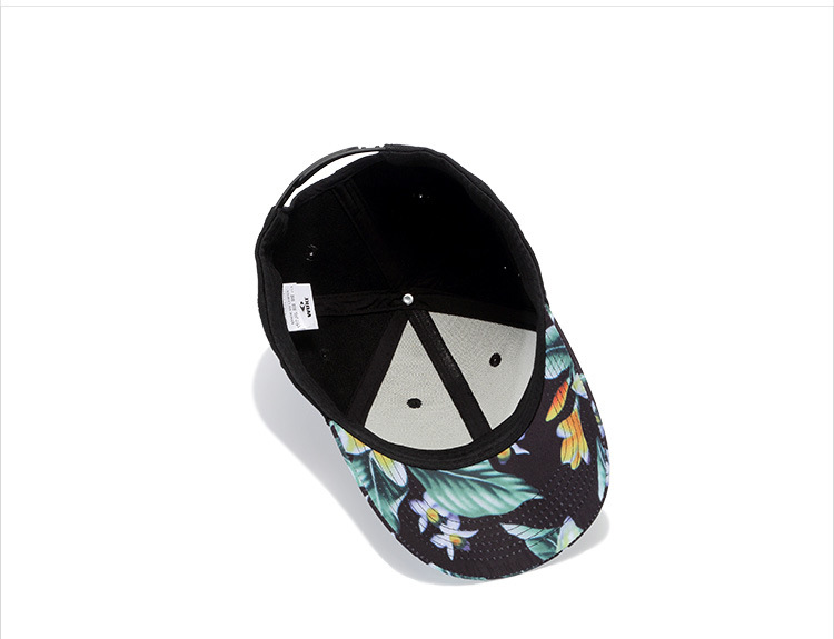 Printed skateboard cap cap cap embroidered baseball cap (7)