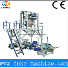 Plastic Material and Bag Forming Machine CE Standard Plastic Carry Bag Making Machinery