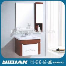 Gabinete de baño impermeable de diseño moderno mejor precio India