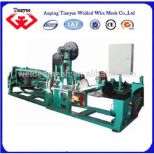 galvanized Barbed wire machine