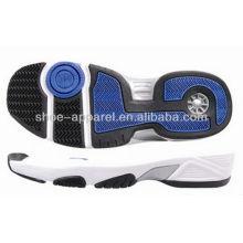 Suela 2013 del zapato de tenis suela al por mayor del zapato