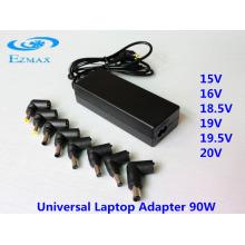 Universal 19.5V adaptateur secteur adaptateur pour ordinateur portable adaptateur pour ordinateur portable