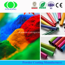 High Glossy Candy Kolor narzędzia Powder Coating