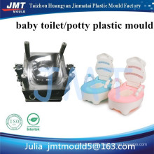 OEM customized high precision baby potty/closestool plastic injection mold maker
