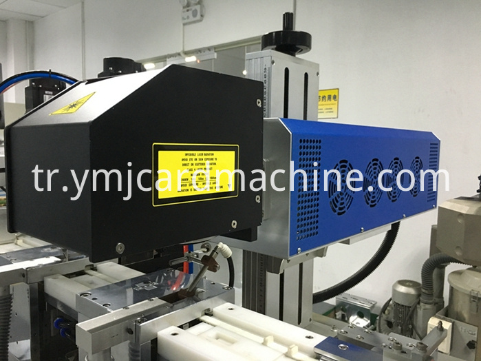 Smart Card Antenna Pulling Out Machine