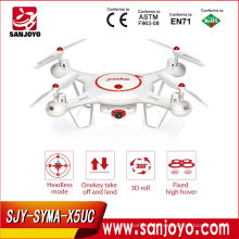Newest! Syma X5UC 4-axis Outdoor Quadcopter RC Drone RC Helicopter with WIFI Camera Syma RC Helicopter