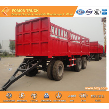 2 axle full cargo trailer for sale