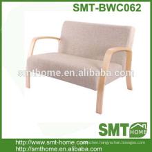 Bella anique 2-seat bentwood sofa