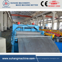 Material Galvanized Steel Thickness 1.5-3mm Cable Tray Making Machine