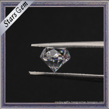 Price for Hot Sale Cubic Zirconia with Thick Girdle