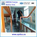 Máquina de revestimento em pó / equipamento / linha com melhor preço do equipamento de eletroforese
