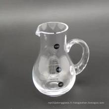 Pichet en verre de 150 ml