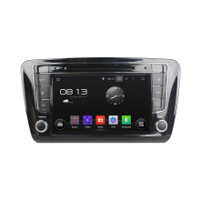car radio system for Octavia 2016