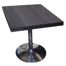 Mesa de restaurante de alta calidad