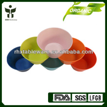 Biodegradable plant fiber tableware