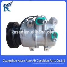 De la alta calidad 6SBU16C coche 12v compresor eléctrico de la CA para K ia chino Fabricante