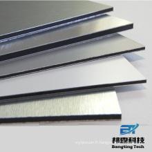 Matériaux composites 3005 aluminium feuille d'aluminium feuille composite