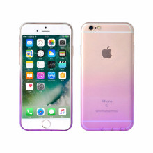 IMD Gradient Purple TPU และ PC Hybrid iPhone6 ​​กรณี