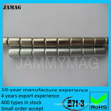 D5H20 starke Stabmagnete für Verkauf