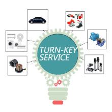 Motor manufacturing turn key service