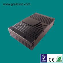 23dBm Lte700 PCS1900 Répéteur de signal noir à double bande (GW-23LP)