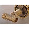 Baño Dule Handle Bath Faucet 3 piezas grifo de la bañera (Q30203G)