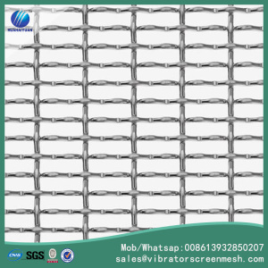 Kunci Crimped Woven Mesh Grill