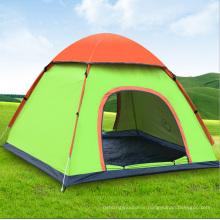 Outdoors Ridge Tent Camping Tent, 4 Man Tent