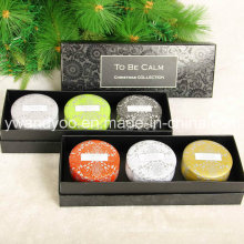 Рождественский подарок олово набор свечей