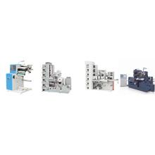 Flexodruckmaschine (ZB-320) 1-9 Farbe