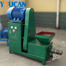 Compress Briquette Machine Wood Sawdust
