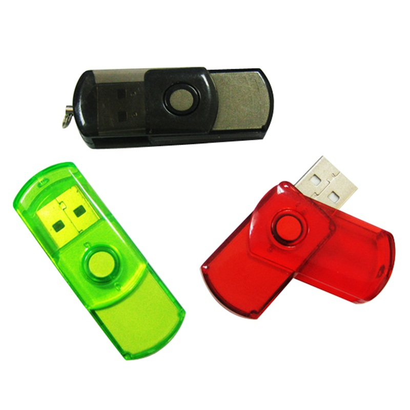 Colorful Swivel Pendrive