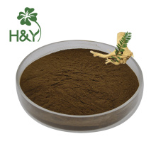 Poudre d'extrait de tongkat ali tongkat ali à base de plantes naturelles