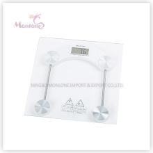 2.5kg-150kg Glass Square Electronic Weight Scale (30*30)