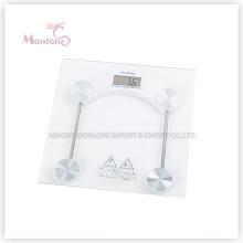 2,5 кг-150кг стеклянные квадратные электронные весы (30*30)