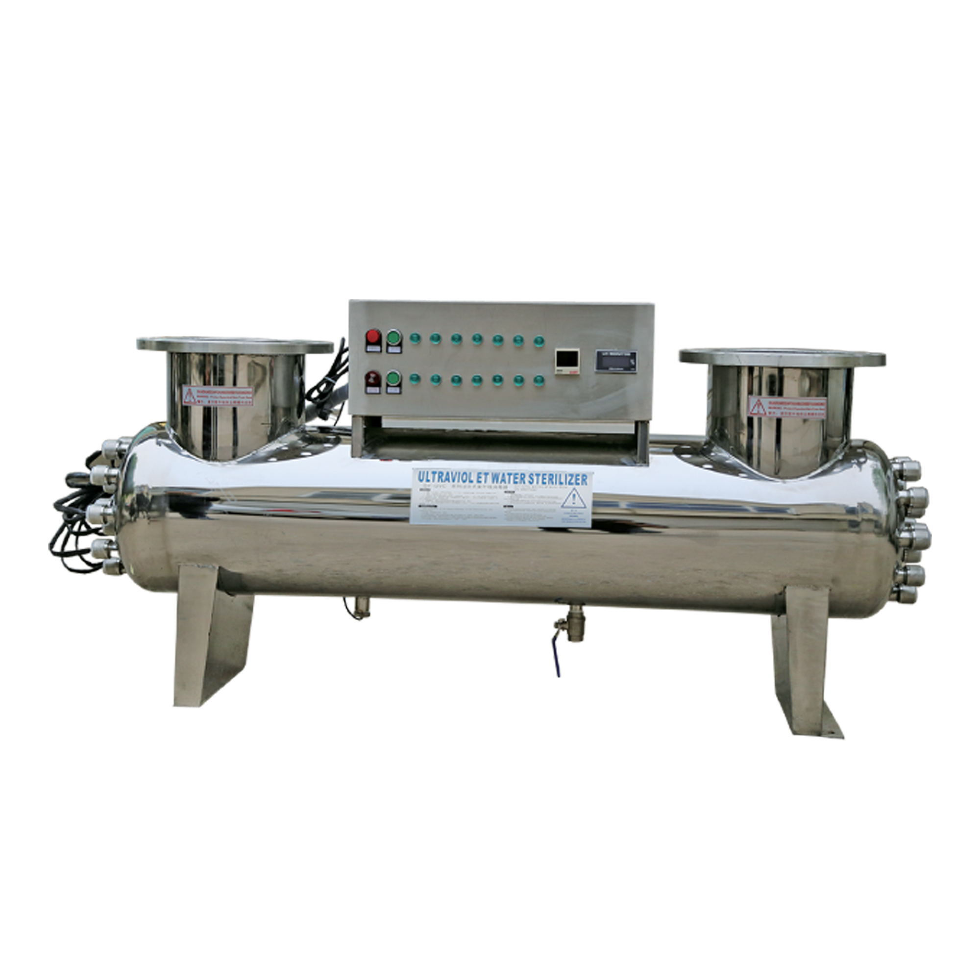 Big flow rate UV Sterilizer