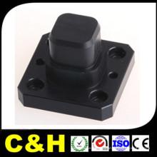 Пользовательские ABS / POM / PP / PC / акриловые пластиковые ЧПУ Обработка Точение фрезерные Точные детали
